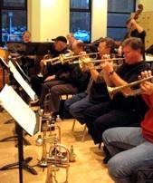 Boss Brass Rehearsal